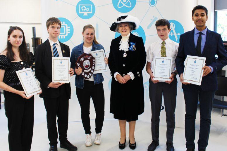 High Sheriff Category Award Winners - Oxfordshire High Sheriff Award 2019